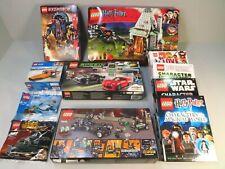 Job Lot of LEGO SETS Star Wars City Harry Potter DC Comics - Some Still Sealed