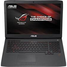 "ASUS ROG g751jy - 17,3"", PCIe 256gb + HDD 2tb, Intel Core i7, 16 GB di RAM, win10"