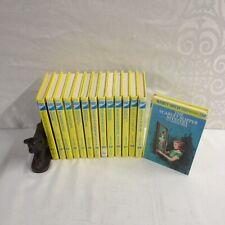 Lot of 14 - Nancy Drew Mysteries - #11,13-15,17-19, 21 ,22 ,25, 27-29, 32