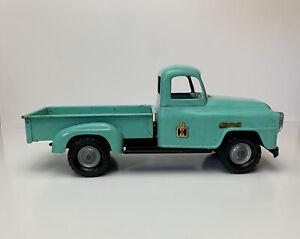 Vintage Original Tru-Scale International Harvester IH Pressed Steel Pickup Truck