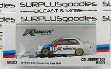 Tarmac Works 1:64 2019 Hobby64 BMW M3 E30 Macau Guia Race 1991 KAMACHI Kwan #21