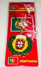 2018 National Team Portugal World Cup Soccer Football Keychain Keys Ring Chain