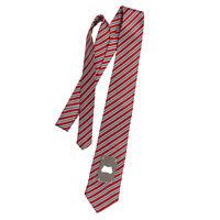 Bieröffner Krawatte, Krawatte mit integriertem Flaschenöffner, Party Krawatte