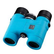 BNISE Asika 8x32 HD Binoculars - Military Telescope for Huntinh/Travel Blue