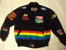 JH Jeff Gordon 3-Time NASCAR Champ Jacket Adult Size Large Pre-Owned!