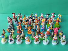 Figurine Disney sur socle bouchon publicitaire Nestlé - Topper Smarties Figure