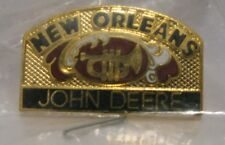 * John Deere 1994 New Orleans Aftermarket 2000 Expo Hat Lapel Pin Badge jd New!
