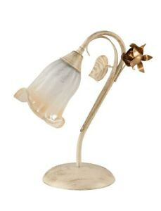 Bedside Lamp Lumetto IN Wrought Iron Classic