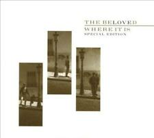 BELOVED - WHERE IT IS (SPECIAL EDITION) (2 CD) USED - VERY GOOD CD