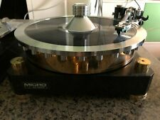 Wayne's Audio Turntable Periphery Stabilizing Outer Ring Clamp SS3,  Micro Seiki