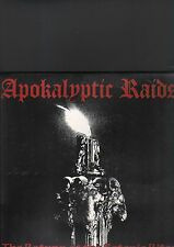 APOCALYPTIC RAIDS - the return of the satanic rites LP