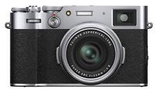 Fujifilm X100V 26.1MP Compact Camera - Silver (Fujifilm USA Warranty)