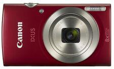 Canon IXUS 185 20MP Kompaktkamera - Rot