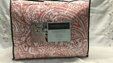 NEW!!! Charter Club Damask Designs Paisley Hibiscus Twin