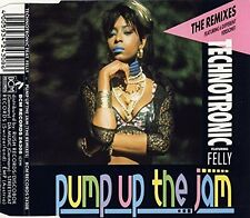 Technotronic Pump up the jam (Remixes, 1989) [Maxi-CD]