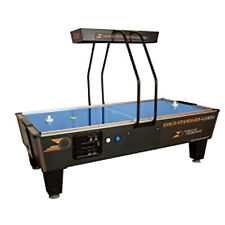 Gold Standard Games Elite Commercial Quality Coin-Op Air Hockey Table