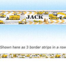 Vehículos de construcción personalizada de muro fronterizo Jcb Chicos