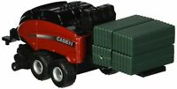Case IH LB 434  Large Square Baler Vehicle With 4 Bales  1:64 Scale New ERTL