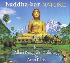 BUDDHA BAR NATURE = Allain Bougrain Dubourg & Arno Elias =2CD= DOWNTEMPO AMBIENT