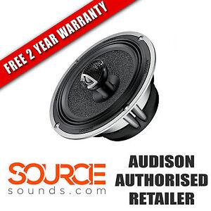 """Audison Voce AV-X6.5 6.5"""" Coaxial Speaker Set - FREE TWO YEAR WARRANTY"""