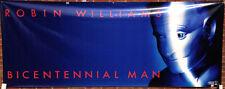 Cinema Banner: BI-CENTENNIAL MAN 2000 Robin Williams Sam Neill