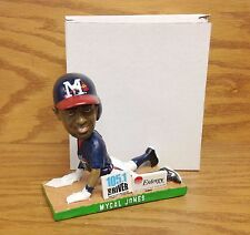 Mycal Jones 2015 Mississippi Braves / Atlanta Braves Bobblehead Bobble SGA