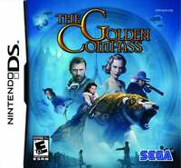 The Golden Compass (Nintendo DS) NDS Game NEW