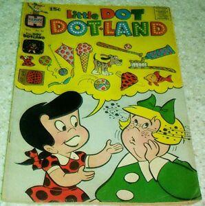 Little Dot Dotland 42 (FN+ 6.5) 1969 Richie Rich! 40% off Guide!