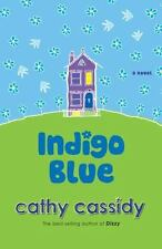 """Indigo Blue by Cathy Cassidy Paperback Book (English)  """"MINT""""  OUTSTANDING !!"""