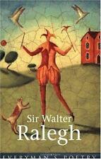 Sir Walter Ralegh (Everyman's Poetry)-ExLibrary