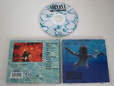 NIRVANA/NEVERMIND(GEFFEN RECORDS GED 24425+DGCD 24425+424 425-2) CD ALBUM
