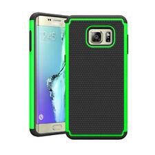 Étuis, housses et coques verte en plastique rigide Samsung Galaxy S7 pour téléphone mobile et assistant personnel (PDA)