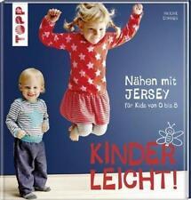 Nähen mit JERSEY - kinderleicht! von Pauline Dohmen (2016, Gebundene Ausgabe)