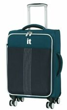 it luggage Filament 8 Wheel THE LITE Expand Spinner Louisiana Blue 55.5cm Cabin
