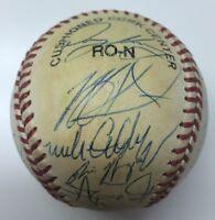 1995 NEW YORK METS Team Signed Autographed Ball Baseball JEFF KENT JOHN FRANCO