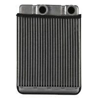 HVAC Heater Core Rear Spectra 99338