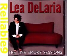 Lea DeLaria - The live smoke sessions CD New not sealed - 2008 Warner Australia