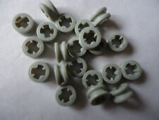 LEGO  NEW PART 4265C LIGHT BLUISH GREY TECHNIC BUSH 1/2 SMOOTH x 20