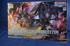 BANDAI HG Gundam THE ORIGIN 1/144 MS-06R-1A Zaku II High Mobility Ortega 196697