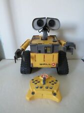 Disney Pixar Interactive Robot U Command Thinkway Wall E Toys Remote Control
