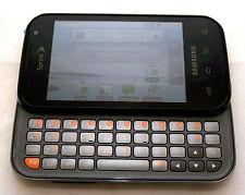 Samsung Transform Android Sprint Cell Phone BLACK SPH-M920 slider touchscreen B