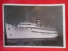 "Postkarte Marine Schiffe Original ""Tannenberg"""
