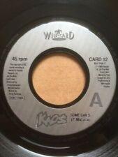 "1994 ULTIMATE KAOS 7"" - SOME GIRLS / LOVE YOU LIKE THIS - WILDCARD - CARD 12"