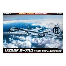 Academy 1/72 USAAF B-29a Enola Gay & Bockscar 12528 Aircraft Plastic Model Kit
