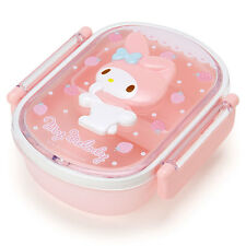 My Melody relief lunch case Bento box Sanrio Kawaii Made in Japan F/S NEW