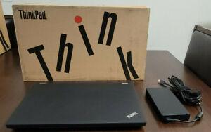 """Lenovo Thinkpad P70 17.3"""" FHD i7 6700HQ 16GB 256GB + 1TB nVidia M3000M Laptop"""