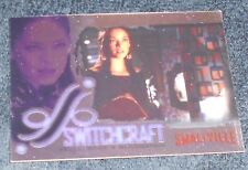 SMALLVILLE SEASON 4 - SWITCHCRAFT - FOIL INSERT #SW3