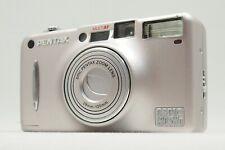[N MINT] Pentax Espio 120SWII Lilac color Point & Shoot 35mm Film Camera #10552