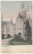 (30645) AK Pattensen, Schloss Marienburg, 1920
