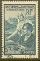 """FRANCE TIMBRE STAMP N° 417 """" OEUVRES SOCIALES ETUDIANTS """" OBLITERE TB"""